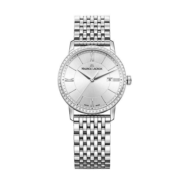 Maurice Lacriox Eliros Ladies' Stainless Steel Watch - Product number 5925630