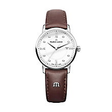 Maurice Lacriox Eliros Ladies' Stainless Steel Strap Watch - Product number 5925649