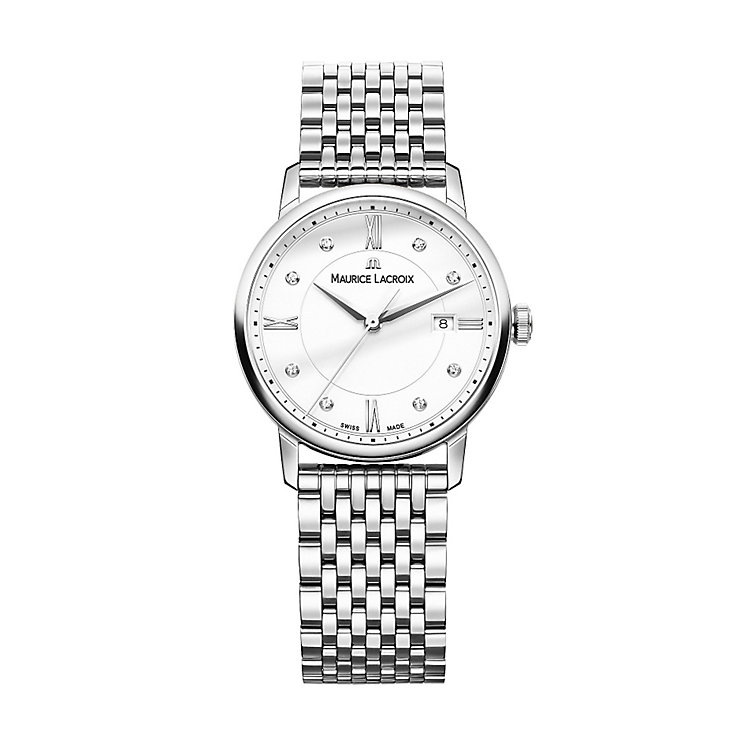 Maurice Lacriox Eliros Ladies' Stainless Steel Watch - Product number 5925657