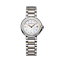 Maurice Lacriox Fabia Ladies' Two Colour Bracelet Watch - Product number 5925665