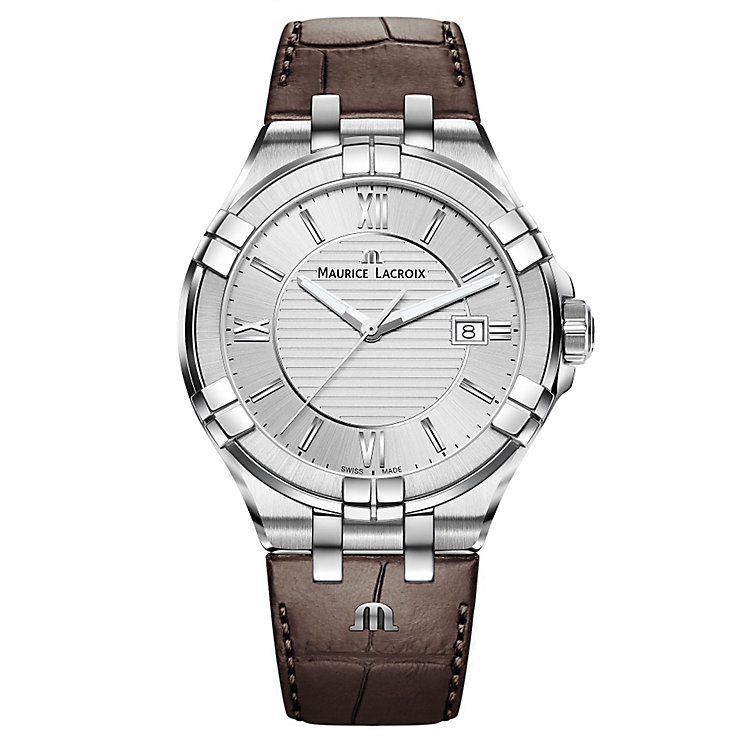 Maurice Lacriox Aikon Men's Stainless Steel Strap Watch - Product number 5925711