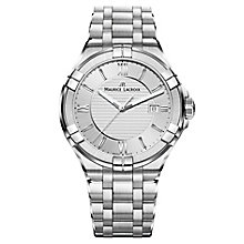 Maurice Lacriox Aikon Men's Stainless Steel Bracelet Watch - Product number 5925738