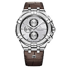 Maurice Lacriox Aikon Men's Stainless Steel Strap Watch - Product number 5925754
