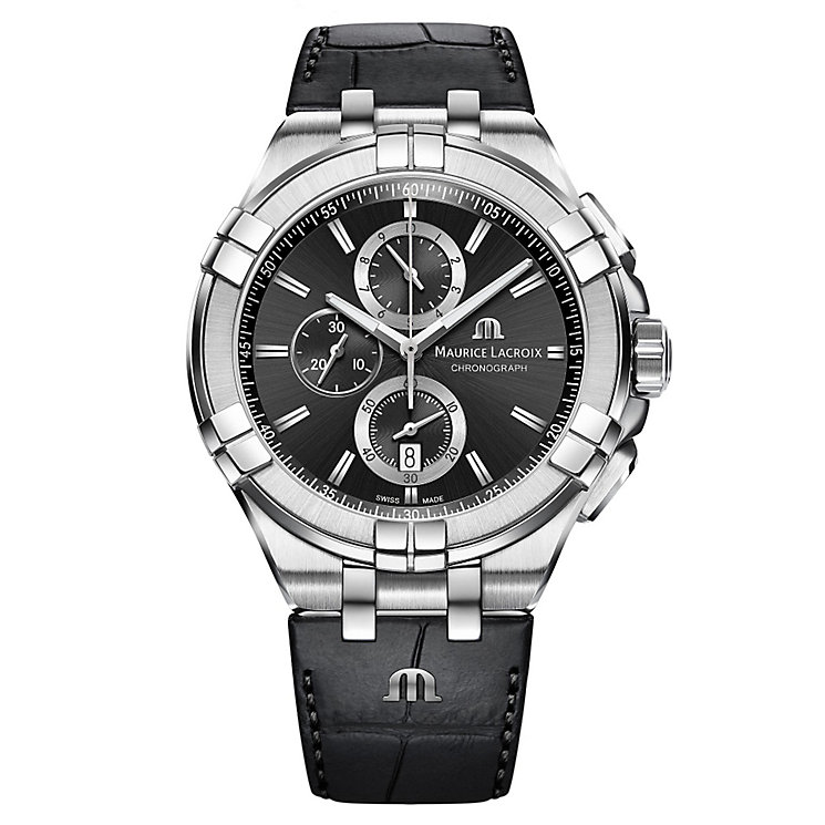 Maurice Lacriox Aikon Men's Stainless Steel Strap Watch - Product number 5925762