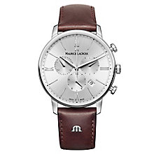 Maurice Lacriox Eliros Men's Stainless Steel Strap Watch - Product number 5925800