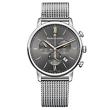 Maurice Lacriox Eliros Men's Stainless Steel Bracelet Watch - Product number 5925827