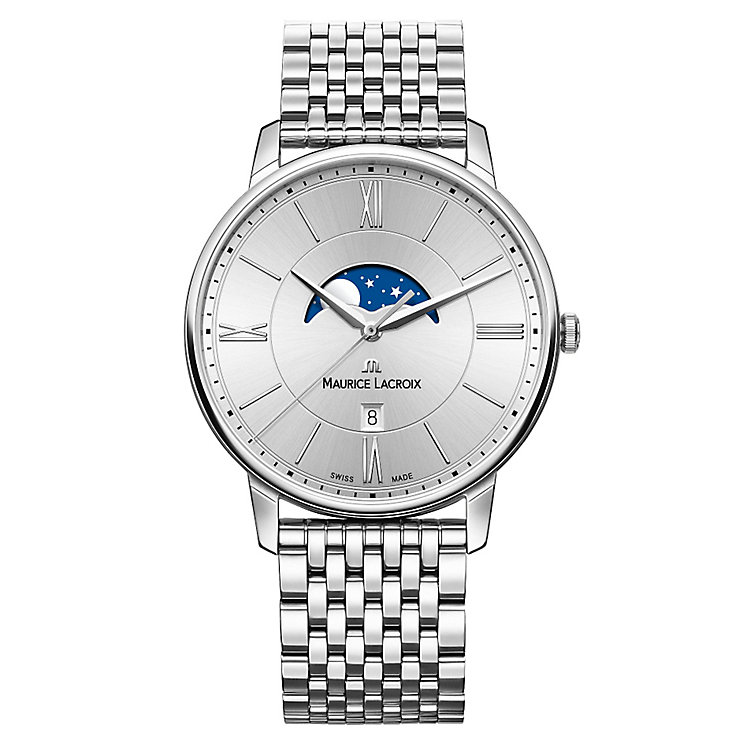 Maurice Lacroix Eliros Moonphase Men's Bracelet Watch - Product number 5925843