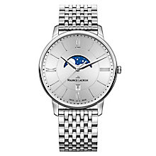 Maurice Lacriox Eliros Moonphase Men's Bracelet Watch - Product number 5925843