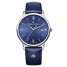 Maurice Lacriox Eliros Men's Stainless Steel Strap Watch - Product number 5925851