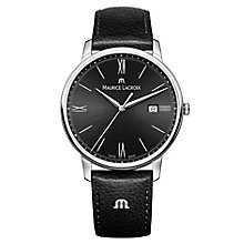 Maurice Lacriox Eliros Men's Stainless Steel Strap Watch - Product number 5925886