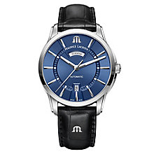 Maurice Lacriox Pontos Men's Stainless Steel Strap Watch - Product number 5925991