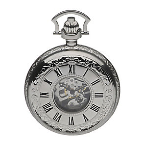 Double Half Opening Half Hunter Watch - Product number 5935016