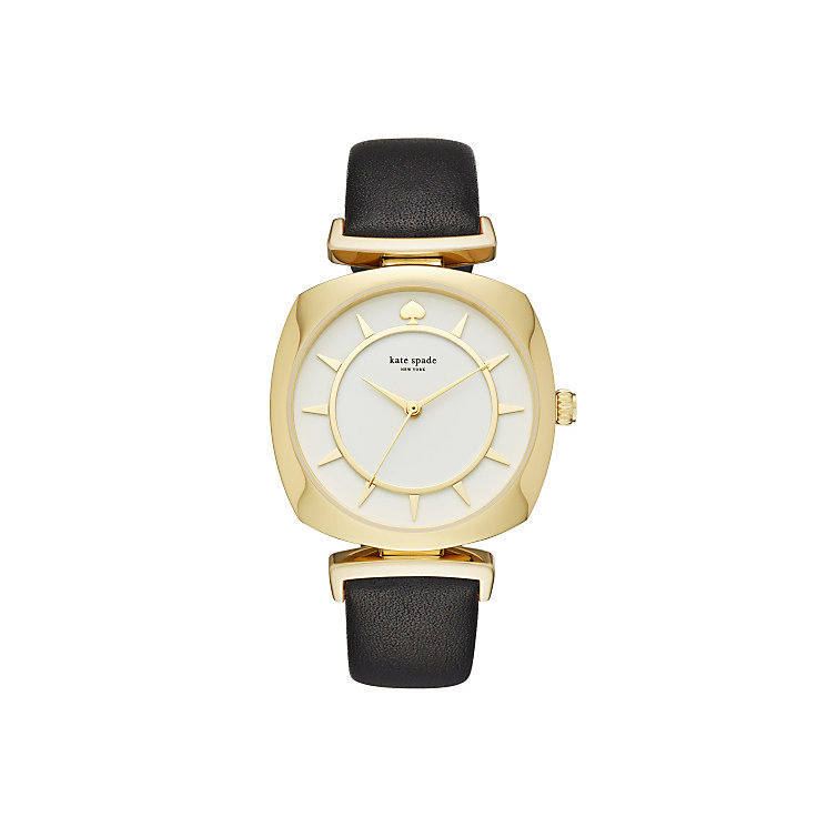 Kate Spade Ladies' Gold Tone Strap Watch - Product number 5941741