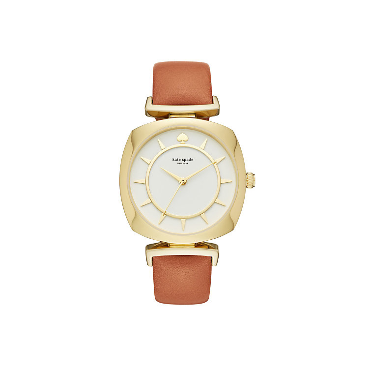 Kate Spade Ladies' Gold Tone Strap Watch - Product number 5941768