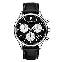 Movado Heritage Men's Stainless Steel Strap Watch - Product number 5962447