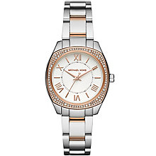 Michael Kors Ladies' Two Colour Bracelet Watch - Product number 5967066