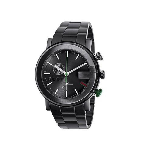 Gucci G mens chronograph watch