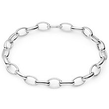 Gucci Sterling Silver Charm Bracelet - Product number 6008542