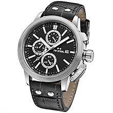 T.W Steel Adesso Men's Stainless Steel Strap Watch - Product number 6010326