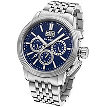 T.W Steel Adesso Men's Stainless Steel Bracelet Watch - Product number 6010407