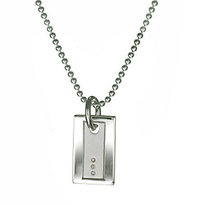 Hot Diamonds 3 Stone Diamond Pendant - Product number 6013082