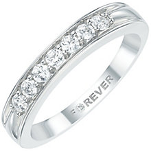 The Forever Diamond Palladium 0.28ct Diamond Eternity - Product number 6025803