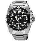 Seiko Kinetic men's stainless steel diver's watch - Product number 6026486