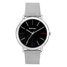 Paul Smith MA 41mm Men's Stainless Steel Bracelet Watch - Product number 6048927