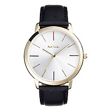 Paul Smith MA 41mm Men's Gold Tone Strap Watch - Product number 6048978