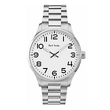 Paul Smith Tempo 41mm Stainless Steel Bracelet Watch - Product number 6049001
