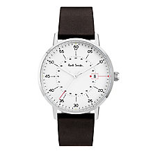 Paul Smith Gauge 41mm Men's Stainless Steel Strap Watch - Product number 6049079