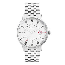 Paul Smith Gauge 41mm Men's Stainless Steel Bracelet Watch - Product number 6049095