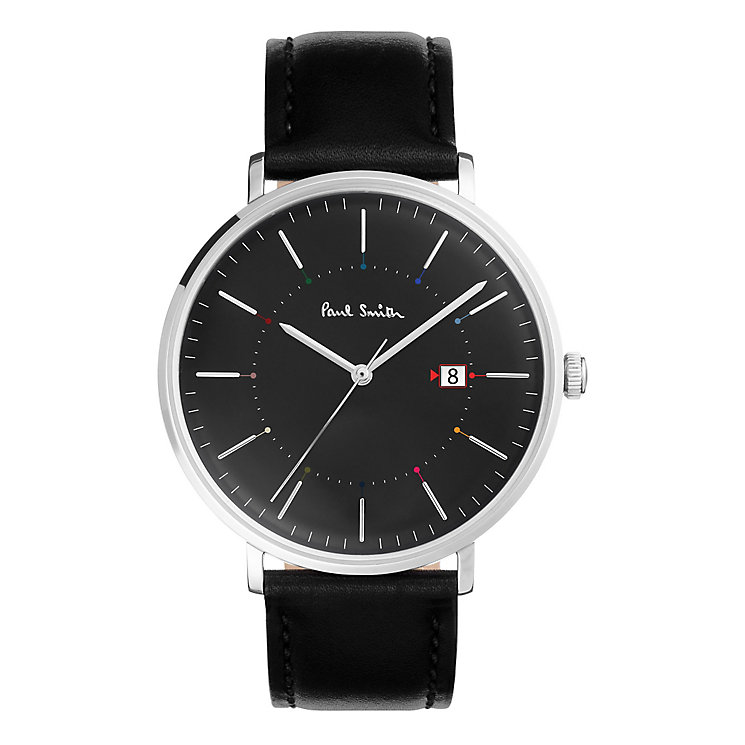 Paul Smith Track 41mm Men's Stainless Steel Strap Watch - Product number 6049214