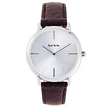 Paul Smith MA 41mm Men's Stainless Steel Strap Watch - Product number 6049354