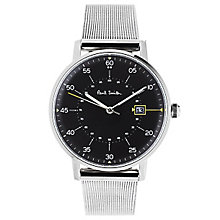 Paul Smith Gauge 41mm Men's Stainless Steel Bracelet Watch - Product number 6049451