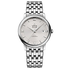 Omega De Ville Men's Stainless Steel Bracelet Watch - Product number 6050905