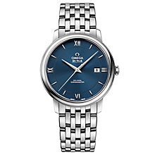 Omega De Ville Men's Stainless Steel Bracelet Watch - Product number 6050913