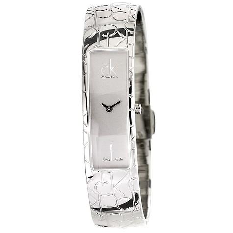 Unbranded ck Calvin Klein Element monogrammed watch