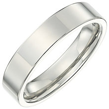 Titanium 5mm Polished Band - Product number 6058442