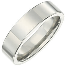 Titanium 6mm Polished Band - Product number 6058582