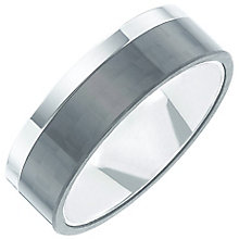 Titanium and carbon fibre ring - Product number 6062164