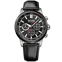 Hugo Boss Men's Ion Plated Strap Watch - Product number 6075681