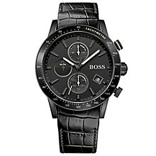 Hugo Boss Men's Ion Plated Strap Watch - Product number 6075703