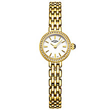 Rotary Ladies' Gold Plated Watch - Product number 6076742