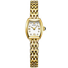 Rotary Ladies' Gold Plated Bracelet Watch - Product number 6076777