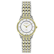 Rotary Ladies' Two Tone Gold Plated Bracelet Watch - Product number 6076807