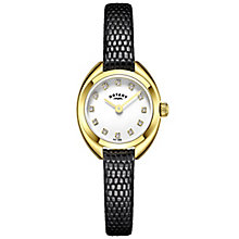 Rotary Ladies' Gold Plated Bracelet Watch - Product number 6077447
