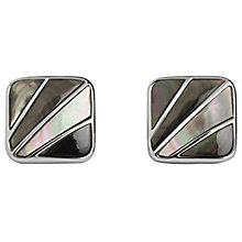 Simon Carter Deco Fan Mother Of Pearl Cufflinks - Product number 6080774
