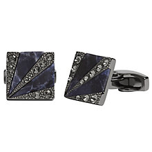 Simon Carter Sunburst Sodalite Cufflinks - Product number 6080820
