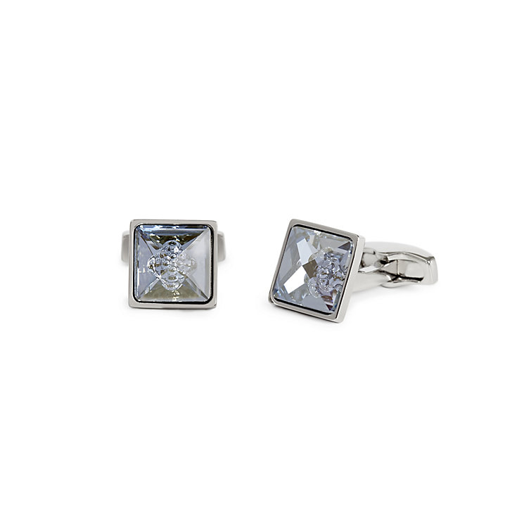 Simon Carter Swarovksi Bubble Blue Cufflinks - Product number 6080839